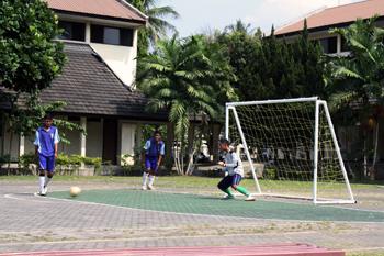 Team Futsal SMK Muhammadiyah Prambanan